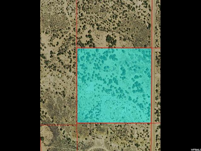 Terrain pour l Vente à 3813 N 6875 W Monarch, Utah 84066 États-Unis