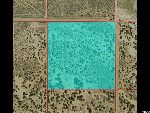 Terrain pour l Vente à 3937 N 6875 W Monarch, Utah 84066 États-Unis