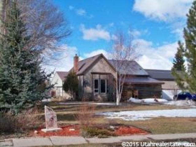 Один семья для того Продажа на 47 E 2ND S Paris, Айдахо 83261 Соединенные Штаты