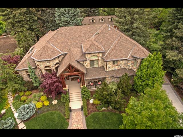 5286 S COTTONWOOD LN Holladay, UT 84117 - MLS #: 1379693