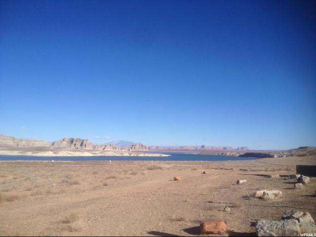 Земля для того Продажа на 22 WARM CREEK BAY Page, Аризона 86040 Соединенные Штаты
