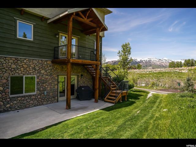 Maison accolée pour l Vente à 3703 N HUNTSMAN PATH 3703 N HUNTSMAN PATH Unit: C805 Eden, Utah 84310 États-Unis