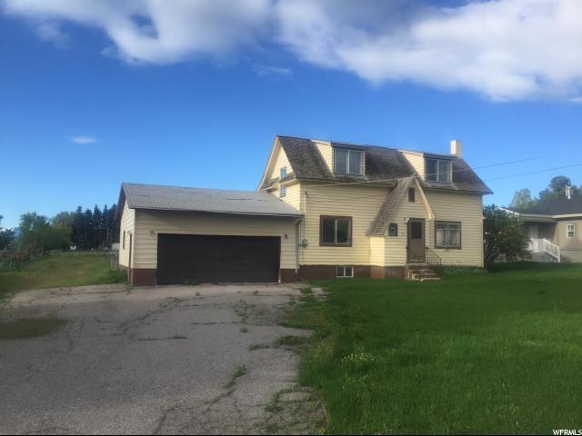 单亲家庭 为 销售 在 58 W 100 S Clarkston, 犹他州 84305 美国