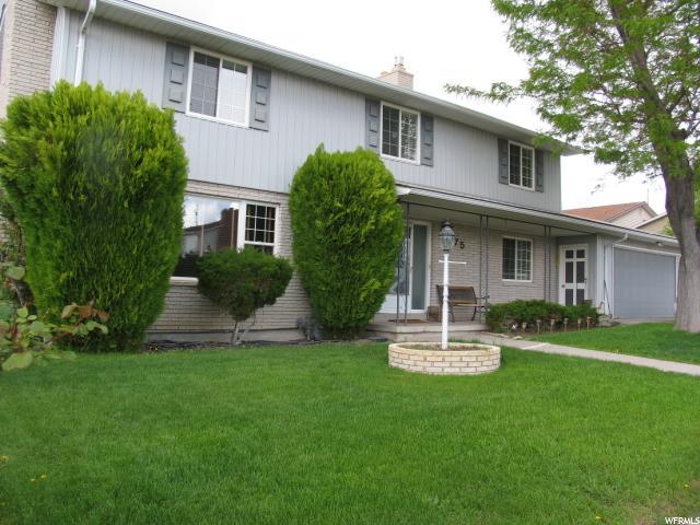 Один семья для того Продажа на 675 E WASHINGTON Avenue Price, Юта 84501 Соединенные Штаты