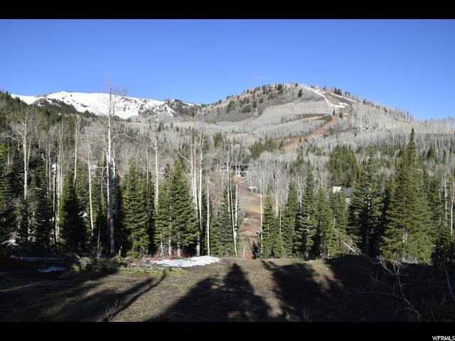 Terrain pour l Vente à 253 WHITE PINE CANYON Road Park City, Utah 84060 États-Unis