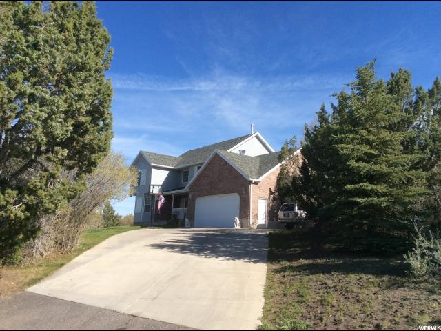 Single Family for Sale at 24560 N 11929 E Fairview, Utah 84629 United States
