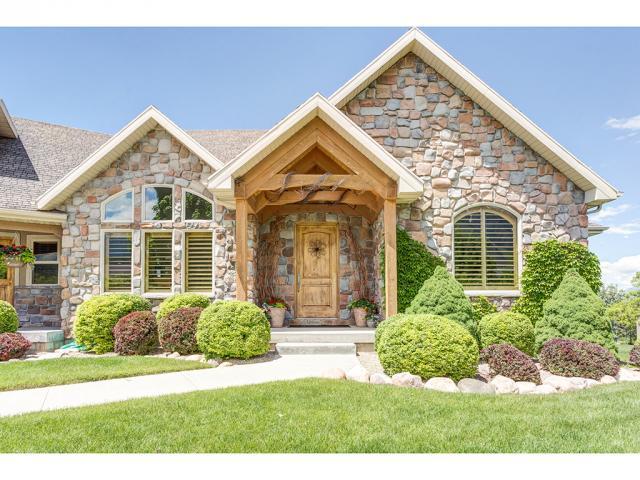 单亲家庭 为 销售 在 285 W ASH Circle 伍德兰山, 犹他州 84653 美国