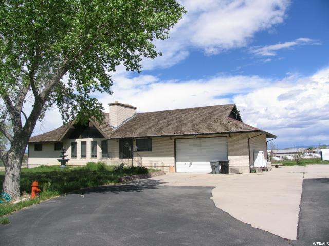 Unique la famille pour l Vente à 478 N 200 W Huntington, Utah 84528 États-Unis