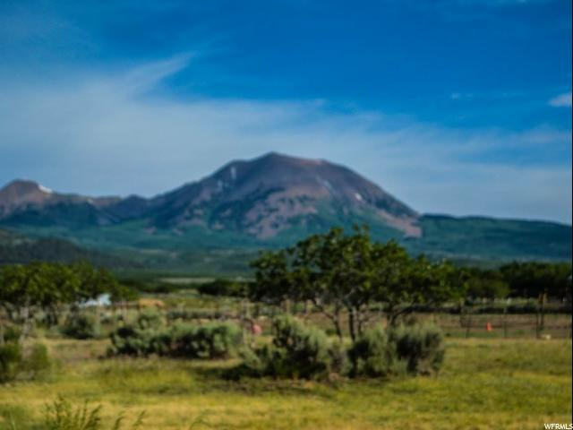 Additional photo for property listing at Address Not Available  La Sal, Utah 84530 United States