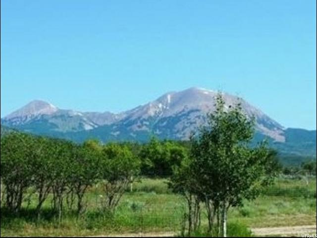 Land for Sale at Address Not Available La Sal, Utah 84530 United States