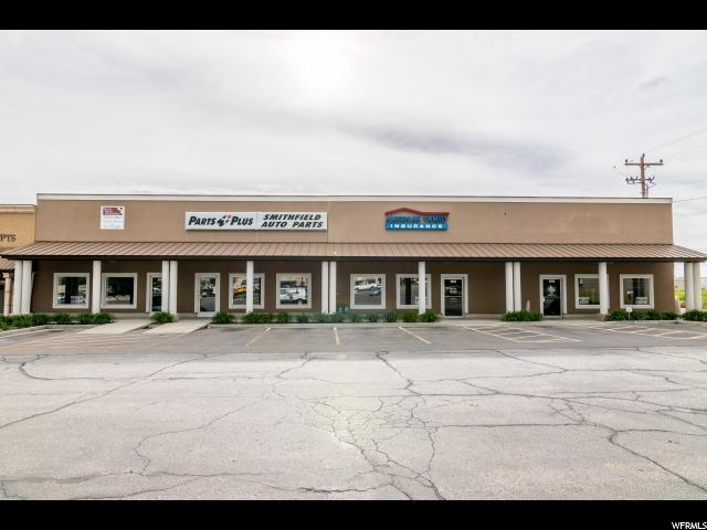 Commercial for Rent at 871 S MAIN 871 S MAIN Smithfield, Utah 84335 United States