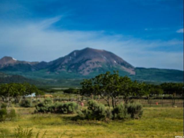 Terrain pour l Vente à Address Not Available La Sal, Utah 84530 États-Unis