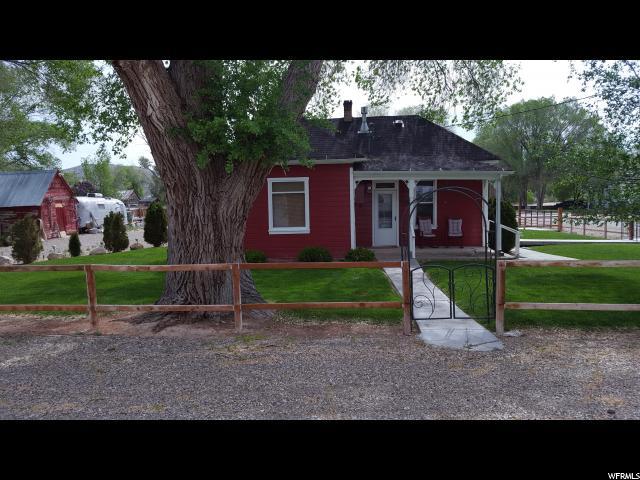 单亲家庭 为 销售 在 10 N MAIN Fayette, 犹他州 84630 美国