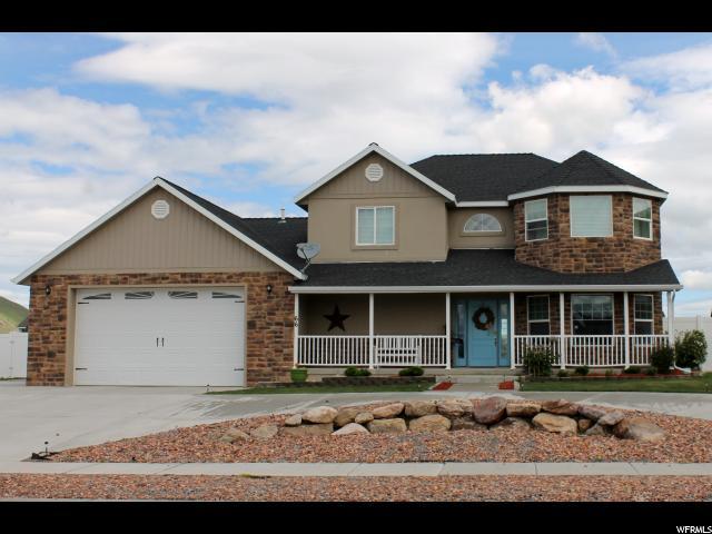 Unique la famille pour l Vente à 66 W LEGACY Drive Franklin, Idaho 83237 États-Unis