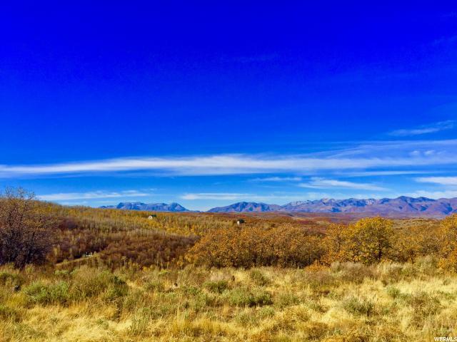 Terrain pour l Vente à 56 ASPEN HOLLOW Road 56 ASPEN HOLLOW Road Woodland, Utah 84036 États-Unis