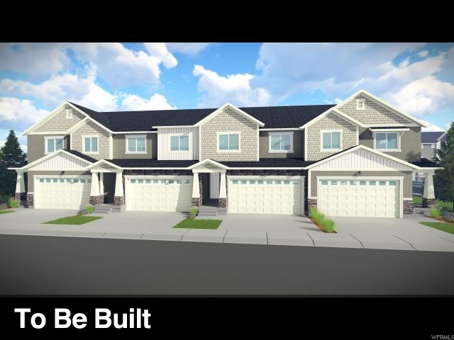 Maison accolée pour l Vente à 13114 S TOWER RIDGE Drive 13114 S TOWER RIDGE Drive Unit: 5 Riverton, Utah 84065 États-Unis