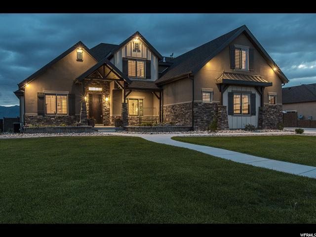 Unifamiliar por un Venta en 9031 N CASSIE Drive Eagle Mountain, Utah 84005 Estados Unidos