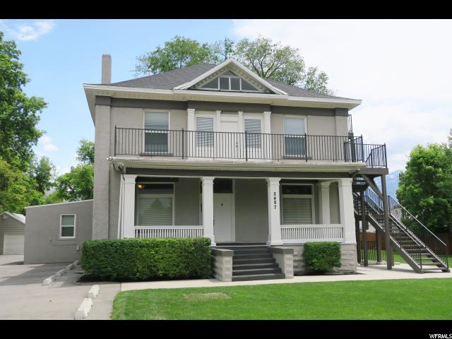 Casa Unifamiliar por un Venta en 2487 S 700 E Salt Lake City, Utah 84106 Estados Unidos
