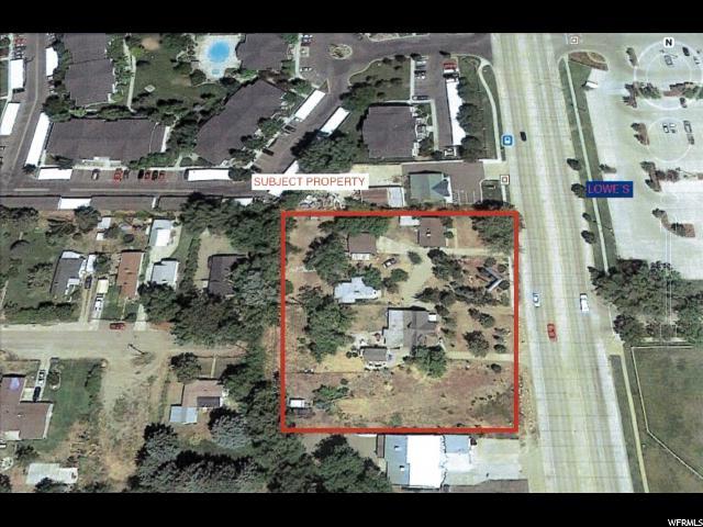 Land for Sale at 301 N WASHINGTON Boulevard Ogden, Utah 84404 United States
