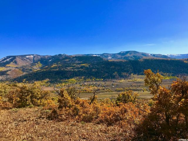 Land for Sale at 151 MOUNTAIN VIEW 151 MOUNTAIN VIEW Oakley, Utah 84055 United States