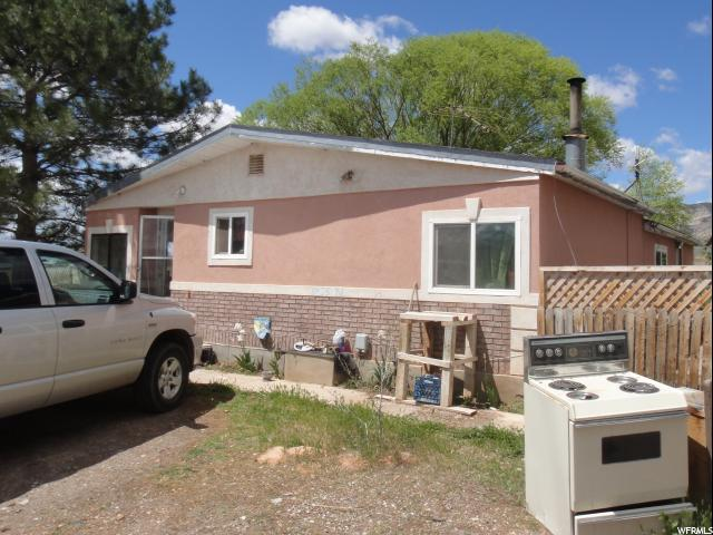 Single Family for Sale at 1930 S INTERCHANGE Road Aurora, Utah 84620 United States