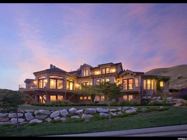 Home for sale at 1654 E Federal Pointe Dr, Salt Lake City, UT  84103. Listed at 3200000 with 6 bedrooms, 7 bathrooms and 9,414 total square feet