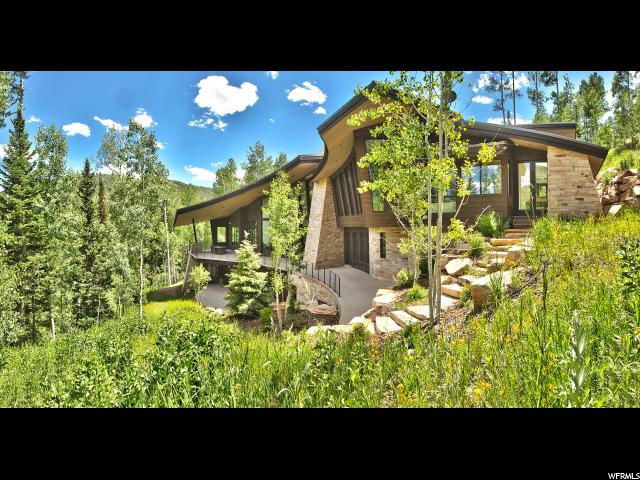 Single Family Home for Sale at 184 WHITE PINE CANYON Road 184 WHITE PINE CANYON Road Unit: 184 Park City, Utah 84060 United States