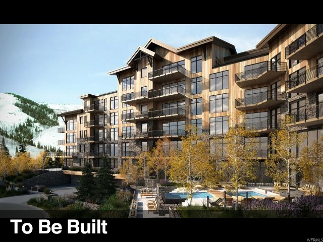 8910 EMPIRE CLUB DR Unit 105 Park City, UT 84060 - MLS #: 1384128