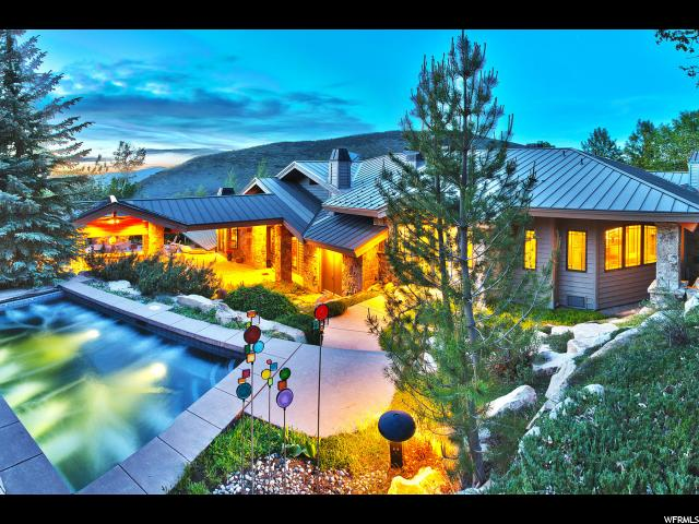 Single Family for Sale at 2691 RUMINANT Road Park City, Utah 84060 United States