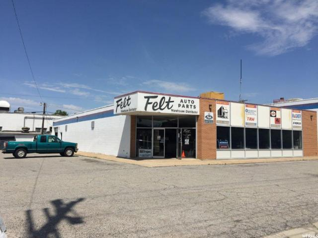 Commercial for Rent at 2581 S LINCOLN Avenue Ogden, Utah 84401 United States