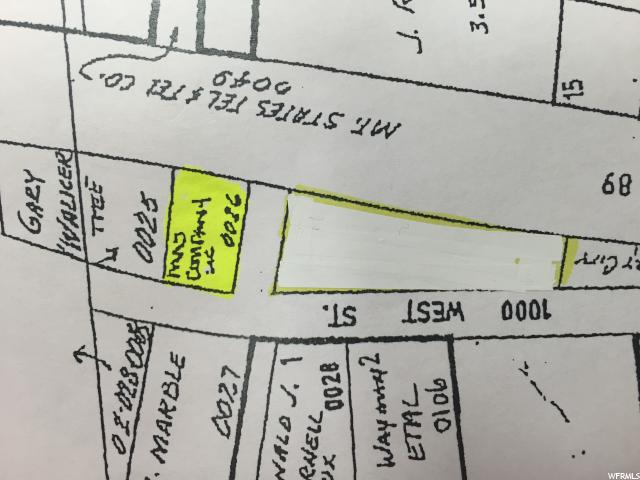 Land for Sale at 2825 S 1000 W Perry, Utah 84302 United States