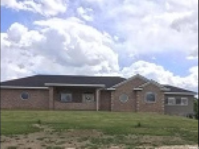 Один семья для того Продажа на 17505 S GOSHEN SLANT Road Elberta, Юта 84626 Соединенные Штаты