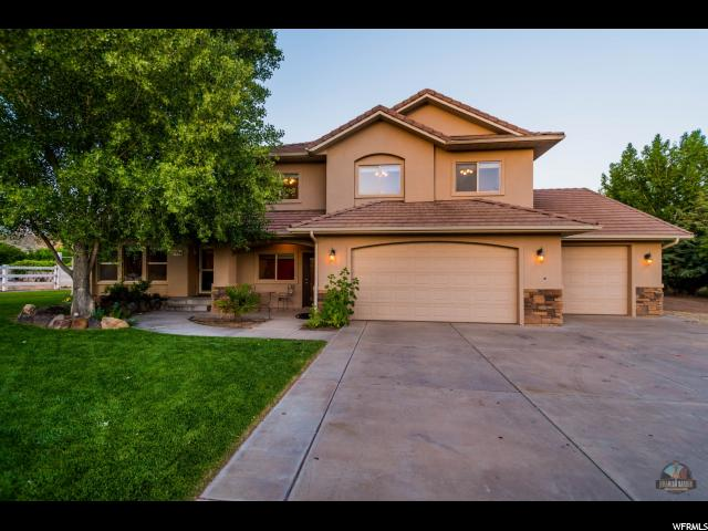 Single Family for Sale at 7758 N WAGON Road Diamond Valley, Utah 84770 United States