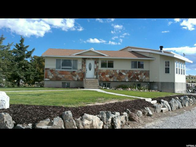 Single Family for Sale at 11684 N 9200 W Bothwell, Utah 84337 United States