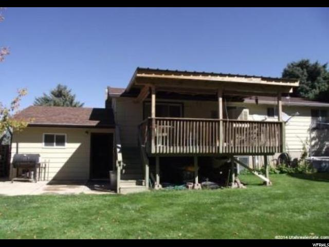 Additional photo for property listing at 582 E 530 S  Duchesne, Utah 84021 États-Unis