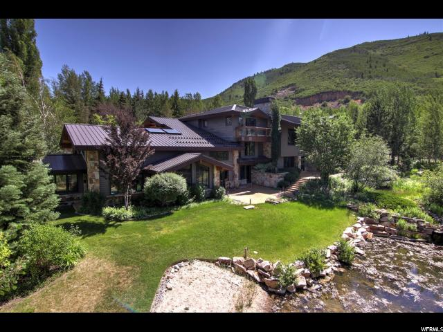 Single Family for Sale at 2680 ASPEN SPRINGS Drive Park City, Utah 84060 United States