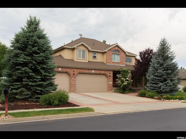 Один семья для того Продажа на 1178 E ROUND MOUNTAIN Drive Alpine, Юта 84004 Соединенные Штаты