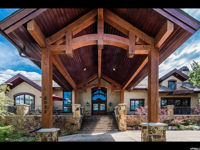 Single Family for Sale at 2532 ASPEN SPRINGS Drive Park City, Utah 84060 United States