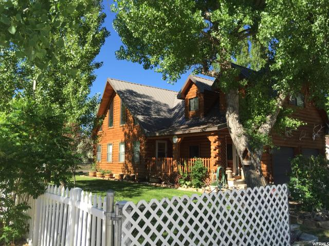 Single Family for Sale at 463 N 200 W Duchesne, Utah 84021 United States