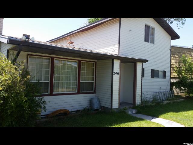 单亲家庭 为 销售 在 240 S MORIAH Avenue 240 S MORIAH Avenue Unit: 240 Wendover, 犹他州 84083 美国