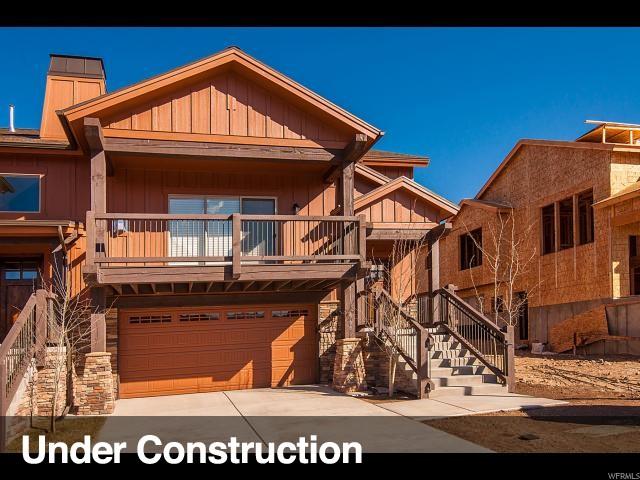 联栋屋 为 销售 在 1240 W WINTERCRESS Trail 1240 W WINTERCRESS Trail Unit: 31A 希伯城, 犹他州 84032 美国