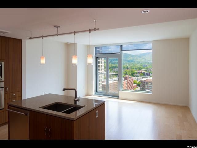 Home for sale at 35 E 100 South #1803, Salt Lake City, UT  84111. Listed at 982000 with 2 bedrooms, 2 bathrooms and 1,455 total square feet