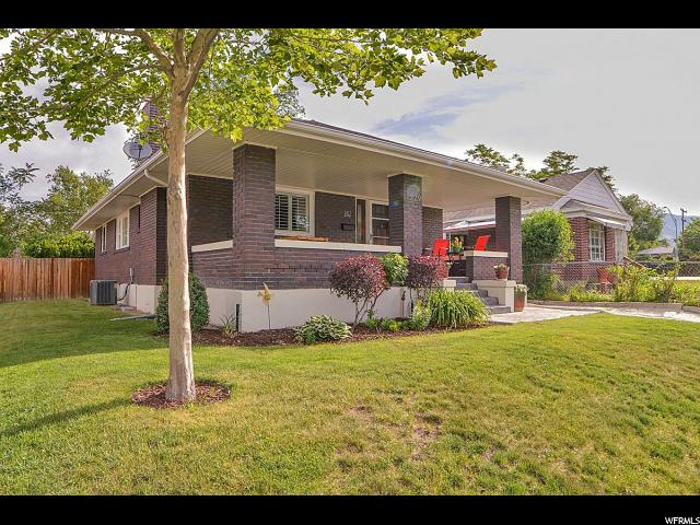 Home for sale at 1279 E Malvern Ave, Salt Lake City, UT  84106. Listed at 375000 with 4 bedrooms, 2 bathrooms and 2,140 total square feet