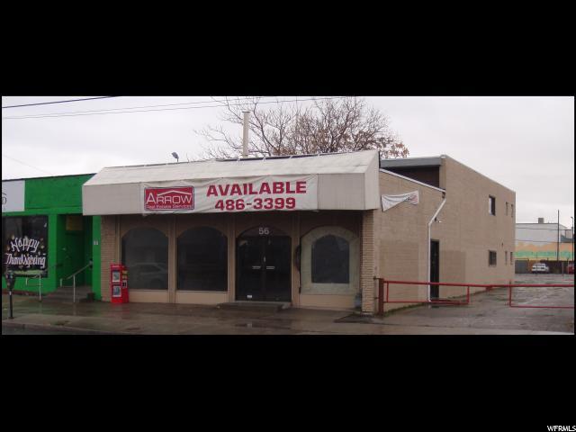 Commercial for Rent at 56 E 800 S Salt Lake City, Utah 84111 United States
