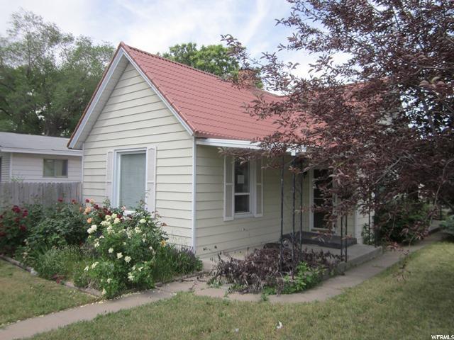 Один семья для того Продажа на 108 S 100 E Tremonton, Юта 84337 Соединенные Штаты