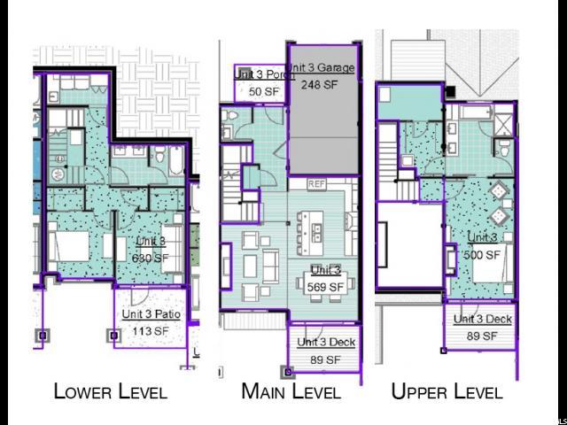Additional photo for property listing at 4216 FAIRWAY Lane 4216 FAIRWAY Lane Unit: F-3 Park City, Юта 84098 Соединенные Штаты