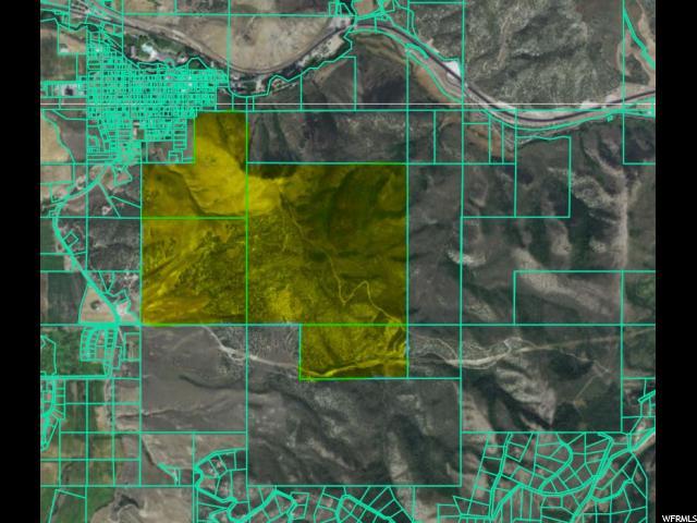 Terreno por un Venta en HENDERSON Road Lava Hot Springs, Idaho 83246 Estados Unidos