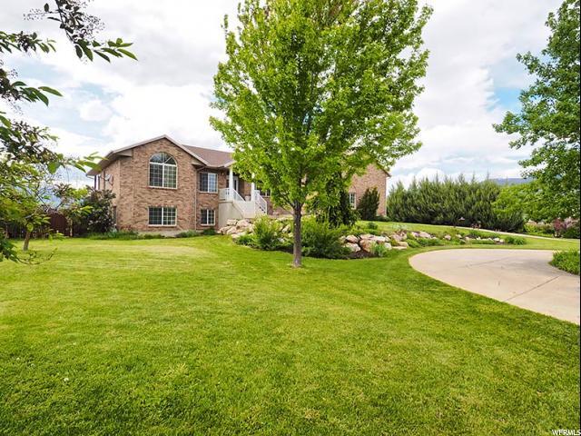 Single Family Home for Sale at 647 N MEADOW CREEK WAY Morgan, Utah 84050 United States