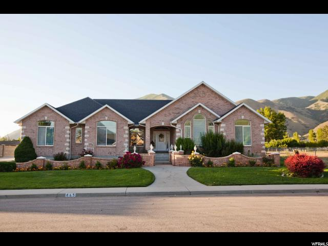 Additional photo for property listing at 865 E 1400 N  Mapleton, Utah 84664 Estados Unidos