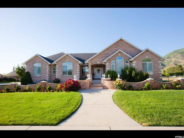 Single Family for Sale at 865 E 1400 N Mapleton, Utah 84664 United States